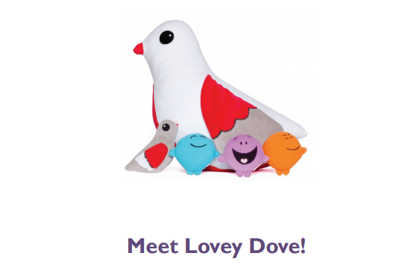 Meet Lovey Dove