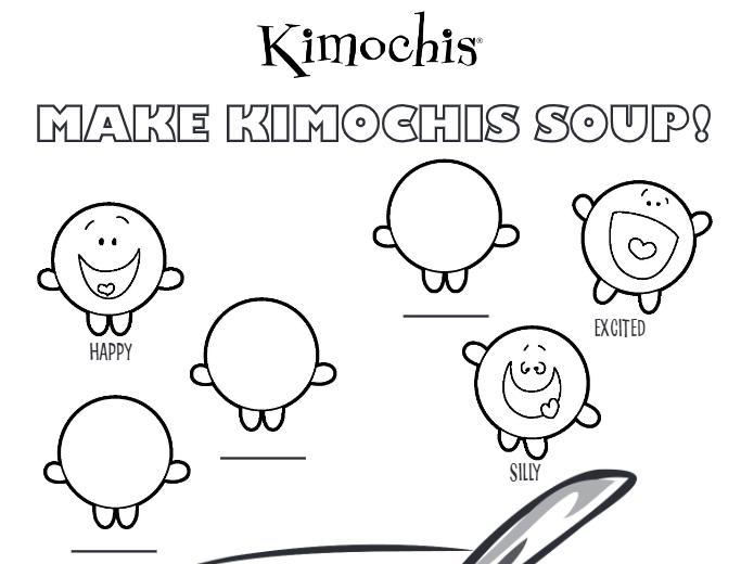 Kimochis Summer Soup