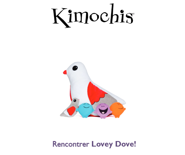 French Meet Lovey Dove