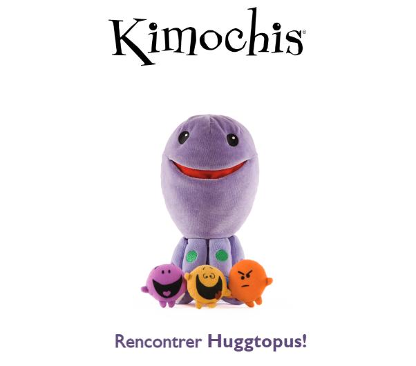 French Meet Huggtopus